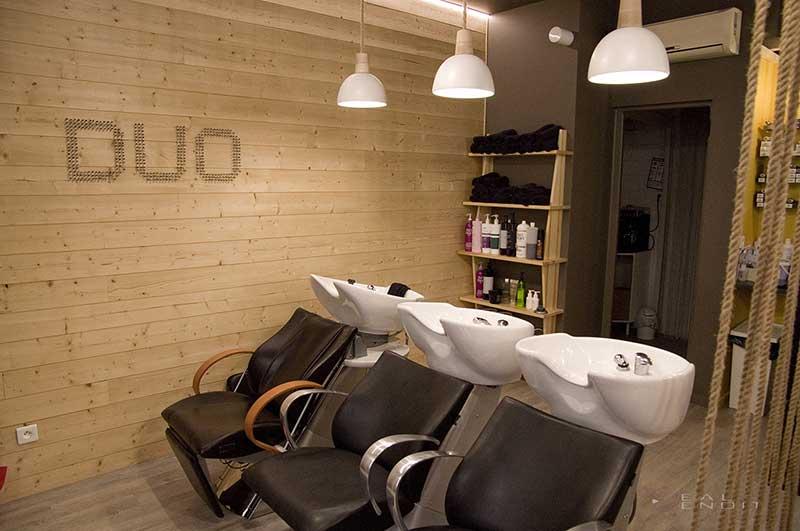 Design D Espace D Agencement De Commerce Salon De Coiffure St Etienne