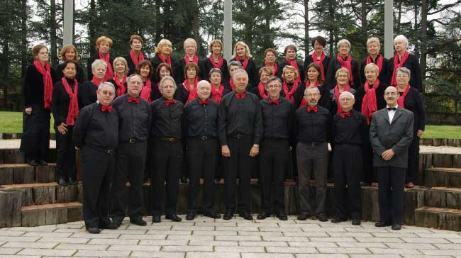 Groupe Chorale vocal Andrezieux
