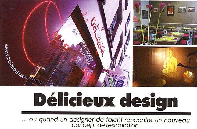 Saint Etienne Society Benoit Beal Designer Restaurant Bol_appetit