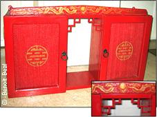 La r novation de meuble ancien et r cent styl asiatique for Renovation meuble en bois